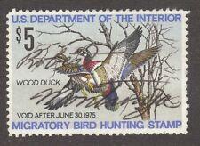 Scott RW 41 Federal Duck Stamp