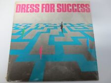 DRESS FOR SUCCESS~SELF-TITLED~Factory Sealed Vinyl LP Record