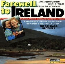 Dalriada Brothers - Farewell to Ireland OVP
