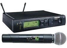 Shure ULXS24/58-J1  Wireless Handheld Microphone Transmitter/Receiver System