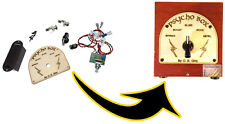 """The """"Psycho Box"""" Distortion/Overdrive Guitar Pedal Parts Kit - No Soldering!"""