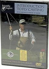 Introduction to Fly Casting - O'Keefe - Scientific Angler - Flycasting DVD Video
