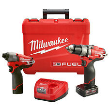 Milwaukee M12 FUEL™ 2-Tool Combo Kit 2597-22