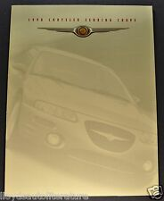 1998 Chrysler Sebring Coupe Sales Brochure Folder Excellent Original 98