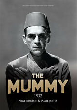 The Mummy Universal 1932 Boris Karloff exclusive horror movie magazine