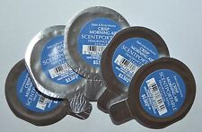 LOT OF 5 BATH & BODY WORKS CRISP MORNING AIR SCENTPORTABLE FRAGRANCE REFILL DISC