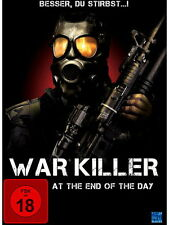 War Killer: At the End of the Day