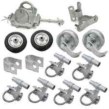 Chain Link Rolling Gate Hardware Parts Kit