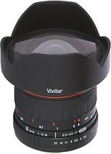 New Vivitar SERIES 1 8mm F3.5 Fisheye Lens for NIKON  Digital & Film Cameras