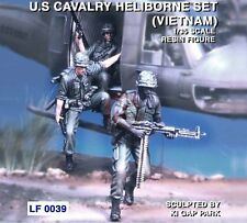 Legend 1/35 Charlie Alpha US Heliborne Cavalry Set in Vietnam (3 Figures) LF0039
