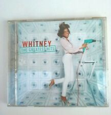 2000 Whitney Houston The Greatest Hits Music CDs USA Memories of A Great Artist.