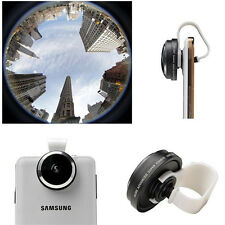 Universal 235 Fish Eye Lens Camera For iPhone 6 6 Plus 5s Samsung S3 S4 S5 Note