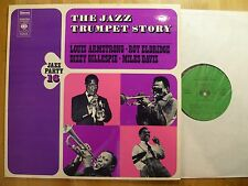 LP, The Jazz Trumpet Story, Miles Davis, Louis Armstrong, Dizzy Gillespie, Mint-