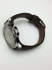 camel trophy watch strap dunkel braun 18 mm professional team