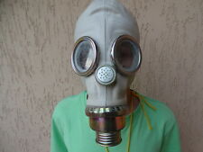 A brand new Polish gas mask SZM41M (Russian GP5 based) in size 2