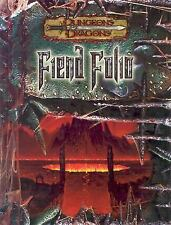 Dungeons and Dragons Supplement: Fiend Folio by James Wyatt (2003, Hardcover)