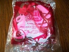 McDonald's Barbie in the Pink Shoes Barbie ID Tag Happy Meal Toy NIP #8