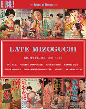 Late Mizoguchi - Limited Edition Masters of Cinema Boxset (Blu-ray) (NOW OOP)