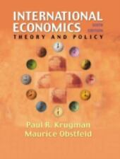 International Economics: Theory and Policy (6th Edition) Krugman, Paul R., Obst
