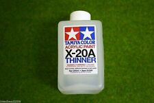 Tamiya Color más delgada para pinturas acrílicas X20A 250mls
