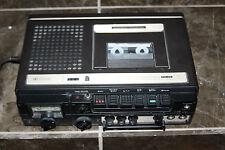 MARANTZ PMD 340 PROFESSIONAL CASSETTE TAPE RECORDER