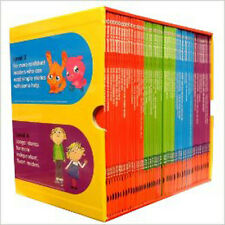 Read it Yourself with Ladybird Collection Children Box Set Level 1 2 3 4,