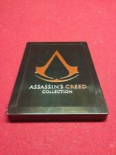 Assassin's Creed Collection *Steelbook Only* (G1 DVD Size)