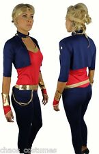 Sexy Super Wonder Woman Hero DC Justice League Avenger Halloween Costume 6 8 10