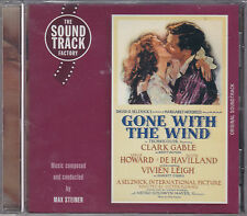 CD 17T B.O.F GONE WITH THE WIND MAX STEINER AUTANT EN EMPORTE LE VENT NEUF 1999