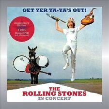 Get Yer Ya-Ya's Out! The Rolling Stones in Concert [4/2] by The Rolling...