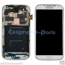 Samsung Galaxy S4 i337 M919 LCD Screen Display + Digitizer & Frame Bezel White