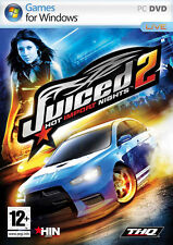 JUICED 2 HOT IMPORT NIGHTS for (PC DVD-ROM) SEALED NEW