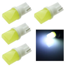 10X NEW T10 3d LED W5W White Lights Car Side Indicator License Plate Light Bulbs