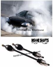 Insane Shafts Axles For 88-91 Honda Civic SOHC D-Series Swap 500HP 1000HP