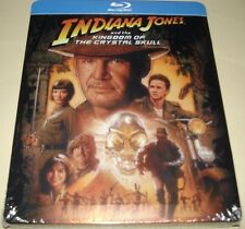 Indiana Jones The Kingdom Of The Crystal Skull Blu Ray Limited Edition Steelbook