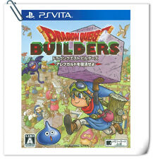 PSV Dragon Quest Builders 勇者鬥惡龍 創世小玩家 中文 日文 SONY VITA Games Enix Action Action