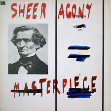 Masterpiece - Sheer Agony (2015, CD NEUF)