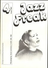 JAZZ FREAK 1987 4 HOLIDAY Conrad Bauer SPELING Wardell Gray SPELONK Billie Hart