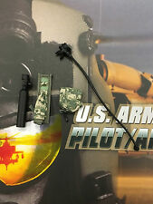 Soldier Story U.S. Army Pilot Aircrew Breathing Apparatus 1/6th scale