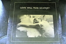 "12"" MAXI SINGLE JOY DIVISION love will tear us apart SPANISH RARE 1981 VINYL"