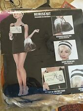 Trainwreckz Heiress Kit Adult Womens Halloween Costume Sz One Size