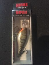 Rapala Shad Rap RS 05 CW Craw Dad  5/16 Oz Dives 7-11 Ft (Estonia)
