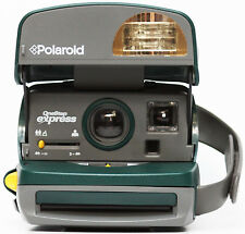 Classic Polaroid OneStep Express 600 Film Camera Takes Impossible Project Film