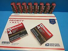 Set of 8 OEM FORD Motorcraft SP479 Spark Plugs AGSF22WM Platinum 4.6L 5.4L V8