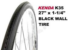 "Kenda K35 Blackwall 27"" x 1-1/4"" Road Bicycle Tire 27-inch Wire Bead Classic"