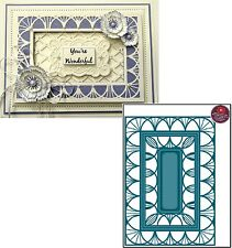 Creative Expressions Sue Wilson Die BELGIAN COLLECTION - BACKGROUND CED9203