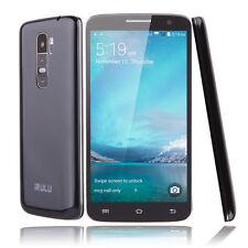 iRULU U2 Smartphone 5'' IPS Android 4.4 Kitkat Quad Core 8GB Unlocked Dual SIM