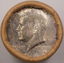 1964 D Silver Coins Kennnedy Half Dollar Roll OBW $10 Roll