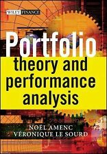 Portfolio Theory and Performance Analysis (The Wiley Finance Series), Le Sourd,