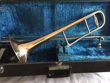 YAMAHA YSL 641 Professional Model Tenor Bb Trombone  W/ Mouthpiece & hard Case